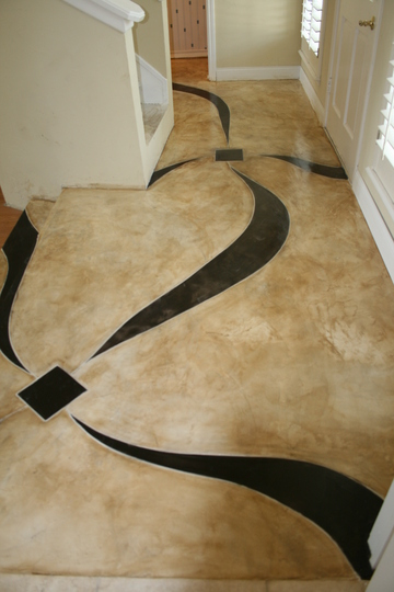 Artistic Concrete